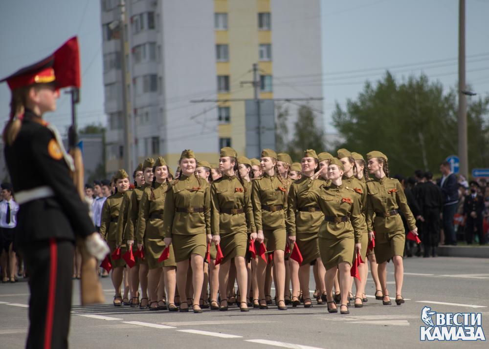 2021-05-09 Парад Победы (Фото: Антон Литвиненко)