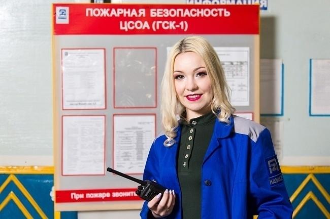 ZAVODчанки Айгуль Романова