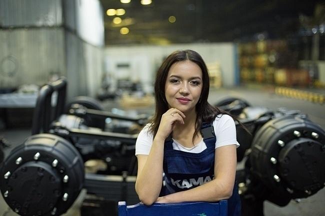 ZAVODчанки: Вероника Закирова