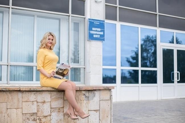 ZAVODчанки: Ксения Погодина
